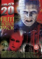 Hellbound: Hellraiser II - British DVD cover (xs thumbnail)