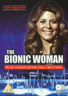 """The Bionic Woman"" - British DVD cover (xs thumbnail)"