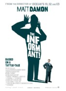 The Informant - Danish Movie Poster (xs thumbnail)