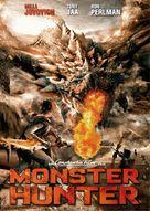 Monster Hunter - German Movie Cover (xs thumbnail)