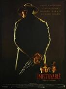Unforgiven - French Movie Poster (xs thumbnail)