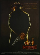 Unforgiven - French Movie Poster (xs thumbnail)