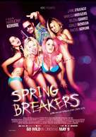 Spring Breakers - New Zealand Movie Poster (xs thumbnail)
