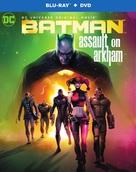 Batman: Assault on Arkham - Movie Cover (xs thumbnail)