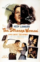 The Strange Woman - Movie Poster (xs thumbnail)