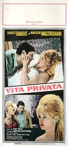 Vie privée - Italian Movie Poster (xs thumbnail)