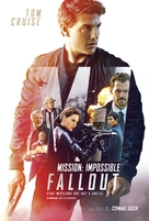 Mission: Impossible - Fallout - International Movie Poster (xs thumbnail)