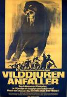 Day of the Animals - Swedish Movie Poster (xs thumbnail)