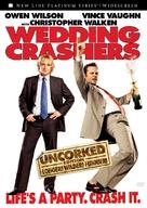 Wedding Crashers - DVD cover (xs thumbnail)