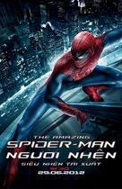 The Amazing Spider-Man - Vietnamese Movie Poster (xs thumbnail)