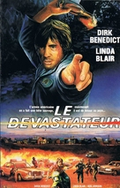 Ruckus - French VHS cover (xs thumbnail)