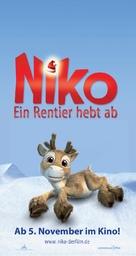 Niko - Lentäjän poika - German Movie Poster (xs thumbnail)