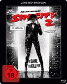 Sin City: A Dame to Kill For - German Movie Cover (xs thumbnail)