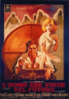 The Time Machine - Italian Movie Poster (xs thumbnail)