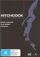 Psycho - Australian DVD cover (xs thumbnail)