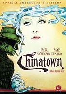 Chinatown - Danish DVD movie cover (xs thumbnail)