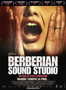 Berberian Sound Studio - French Movie Poster (xs thumbnail)
