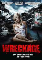 Wreckage - DVD cover (xs thumbnail)