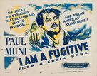 I Am a Fugitive from a Chain Gang - Re-release poster (xs thumbnail)
