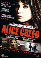 The Disappearance of Alice Creed - Danish Movie Cover (xs thumbnail)