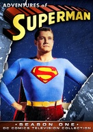 """""""Adventures of Superman"""" - DVD movie cover (xs thumbnail)"""