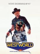 Westworld - poster (xs thumbnail)