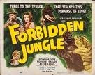 Forbidden Jungle - Movie Poster (xs thumbnail)