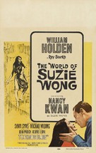 The World of Suzie Wong - Movie Poster (xs thumbnail)