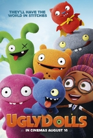 UglyDolls - British Movie Poster (xs thumbnail)
