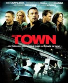 The Town - French Blu-Ray cover (xs thumbnail)