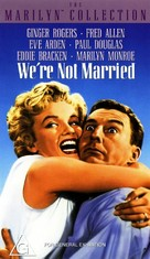 We're Not Married! - Australian VHS cover (xs thumbnail)