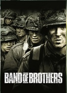 """Band of Brothers"" - Movie Cover (xs thumbnail)"