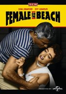 Female on the Beach - DVD cover (xs thumbnail)