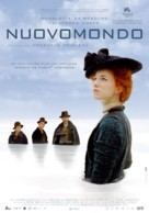 Nuovomondo - Dutch Movie Poster (xs thumbnail)