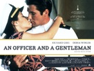An Officer and a Gentleman - British Movie Poster (xs thumbnail)