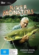 """River Monsters"" - Australian DVD movie cover (xs thumbnail)"