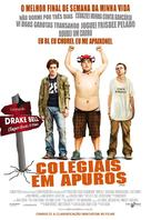 College - Brazilian Movie Poster (xs thumbnail)