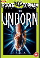 The Unborn - British DVD cover (xs thumbnail)