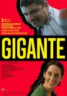 Gigante - Portuguese Movie Poster (xs thumbnail)