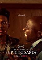 Burning Sands - Movie Poster (xs thumbnail)