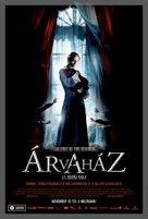 El orfanato - Hungarian Movie Poster (xs thumbnail)