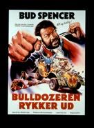 Lo Chiamavano Bulldozer - Dutch Movie Cover (xs thumbnail)