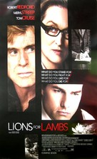 Lions for Lambs - Movie Poster (xs thumbnail)