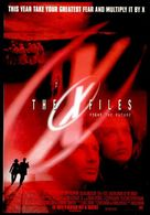 The X Files - Movie Poster (xs thumbnail)