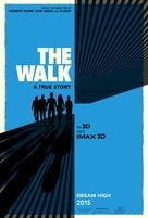 The Walk - Movie Poster (xs thumbnail)
