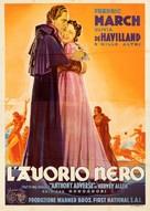 Anthony Adverse - Italian Movie Poster (xs thumbnail)