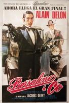 Borsalino and Co. - Spanish Movie Poster (xs thumbnail)
