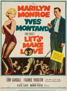 Let's Make Love - Movie Poster (xs thumbnail)