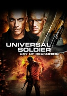 Universal Soldier: Day of Reckoning - DVD cover (xs thumbnail)