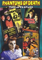 Phantom of Chinatown - DVD cover (xs thumbnail)